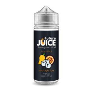 mango ice by future juice 100ml eliquid