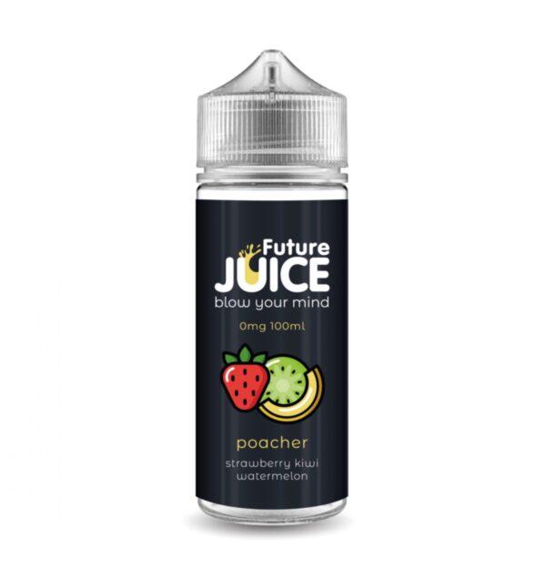 poacher by future juice 100ml eliquid