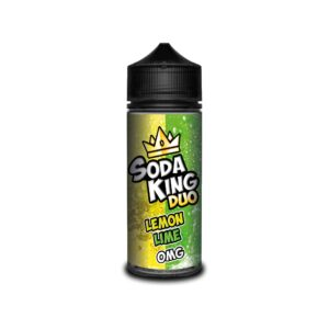 lemon lime by soda king 100ml eliquid