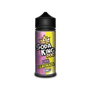 pink lemonade by soda king 100ml eliquid