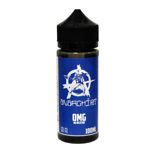 anarchist blue 100ml eliquid