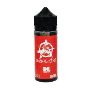 anarchist red 100ml eliquid