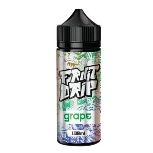 grape by fruit drip 100ml eliquid